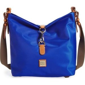 DOONEY & BOURKE Annie - Windham' Nylon Hobo Bag